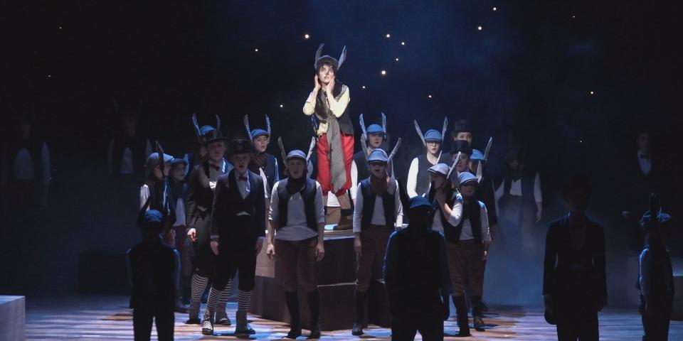 20180315 Theater Tv Pinocchio