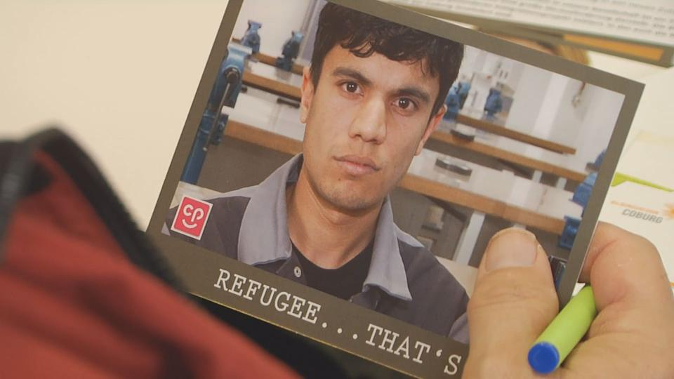 Refugee´s  That´s Me!: Still1027 00001 Ab80cd6b